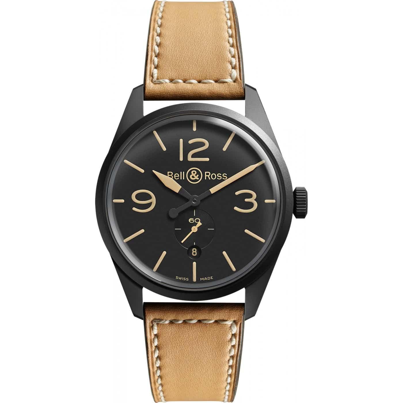 Bell & Ross 123 Heritage Watch