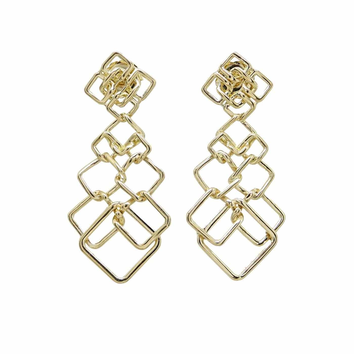 Valentin Margo Interlocking Earrings