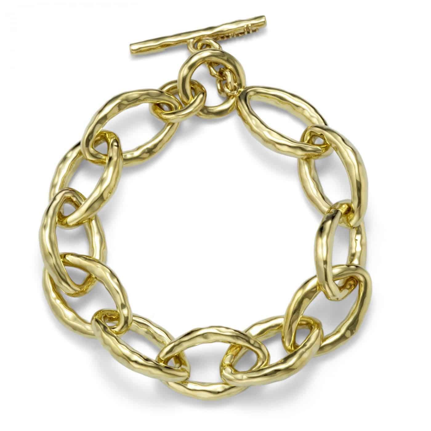 Glamazon 18kt Gold Bracelet