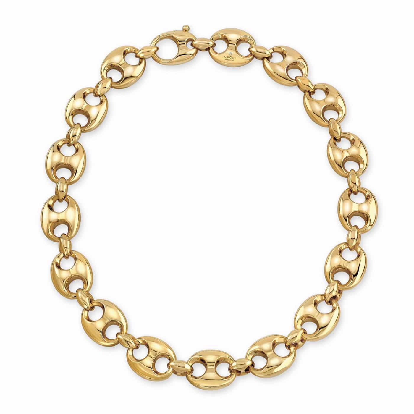 Gucci Marina Chain Necklace