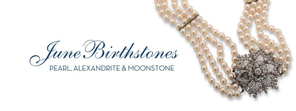 Pearl Birthstone June