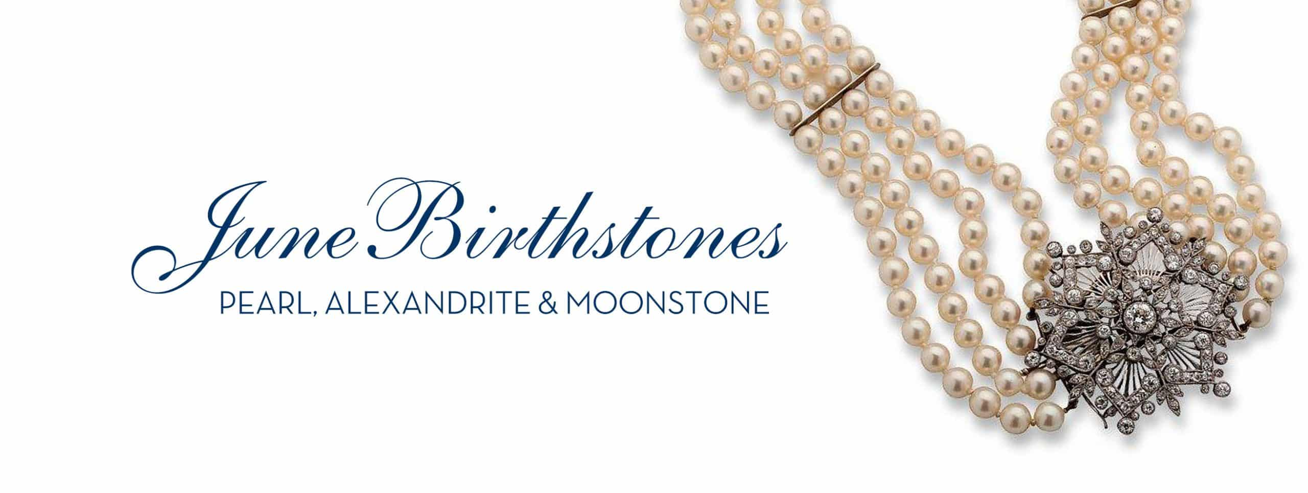 Pearl Birthstone June