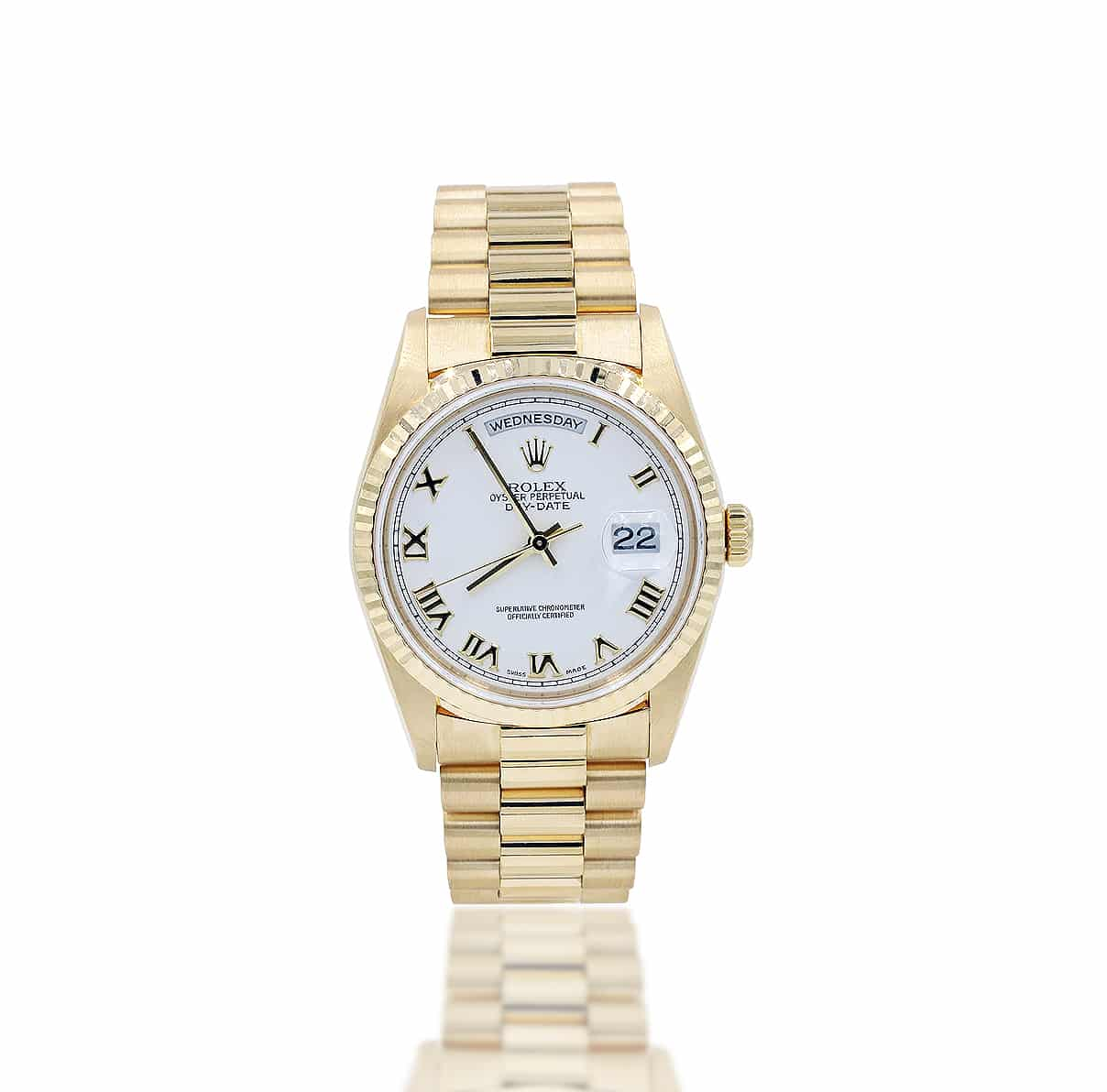 Used Gold Rolex Watch